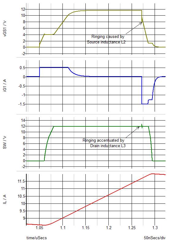 Advanced SIMPLIS Training: 7 0 MOSFET Driver Model